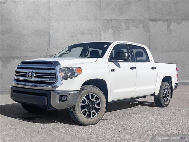2017 Toyota Tundra SR5 Plus 5.7L V8 (Stk: PO1907) in Dawson Creek - Image 1 of 25