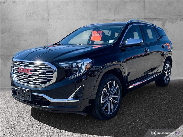 2018 GMC Terrain Denali (Stk: 9753) in Williams Lake - Image 1 of 22