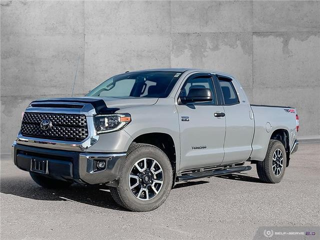 2018 Toyota Tundra SR5 Plus 5.7L V8 (Stk: PO1909) in Dawson Creek - Image 1 of 25