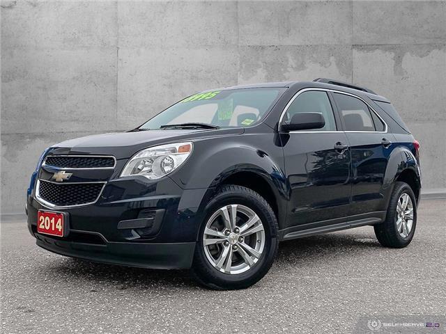 2014 Chevrolet Equinox 1LT (Stk: 8727) in Quesnel - Image 1 of 25