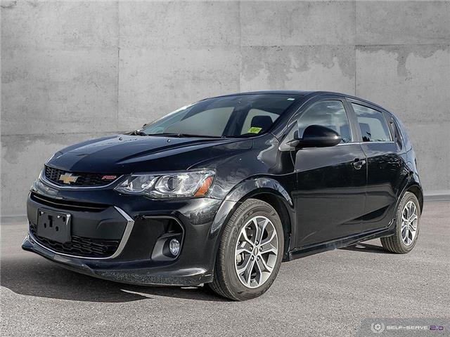 2017 Chevrolet Sonic LT Auto (Stk: 4885A) in Vanderhoof - Image 1 of 23