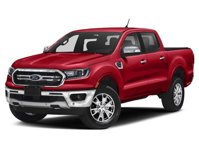 2020 Ford Ranger Lariat (Stk: 20T148) in Quesnel - Image 1 of 6