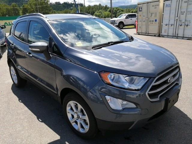 2020 Ford EcoSport SE (Stk: 20T015) in Quesnel - Image 1 of 15