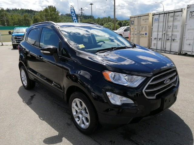 2020 Ford EcoSport SE (Stk: 20T031) in Quesnel - Image 1 of 15