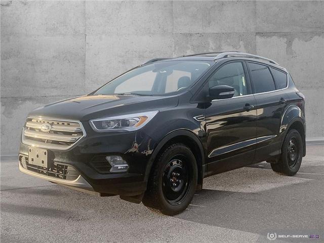 2018 Ford Escape Titanium (Stk: 20T151B) in Quesnel - Image 1 of 25