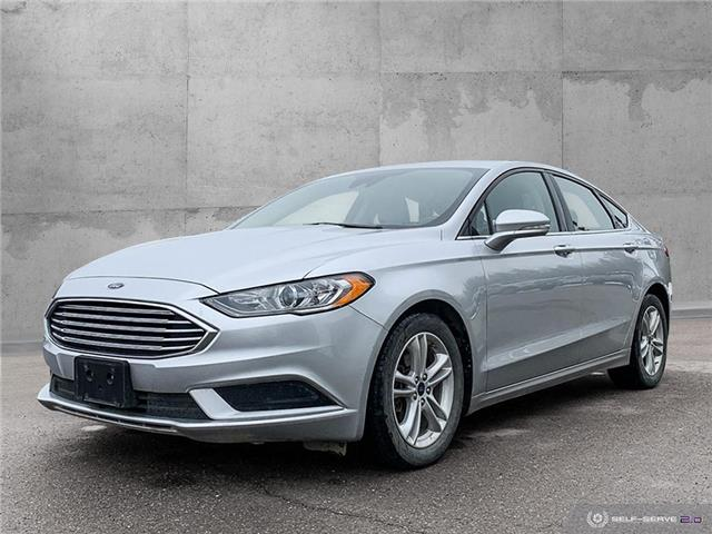 2018 Ford Fusion SE (Stk: 4890A) in Vanderhoof - Image 1 of 23