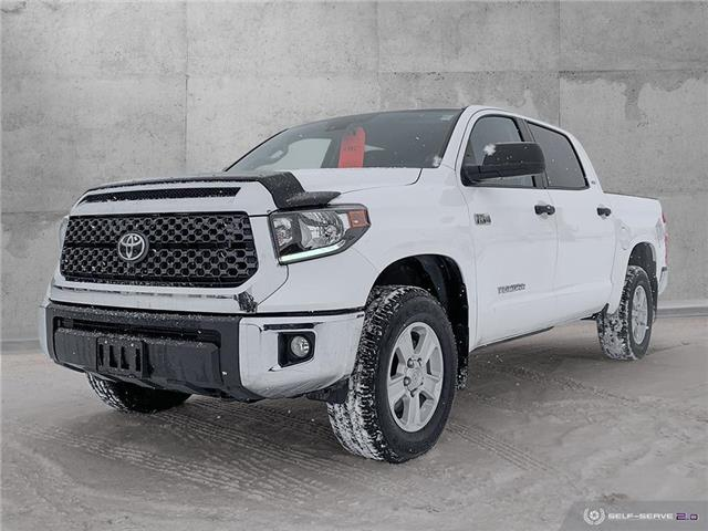 2020 Toyota Tundra Base (Stk: 20153A) in Dawson Creek - Image 1 of 25