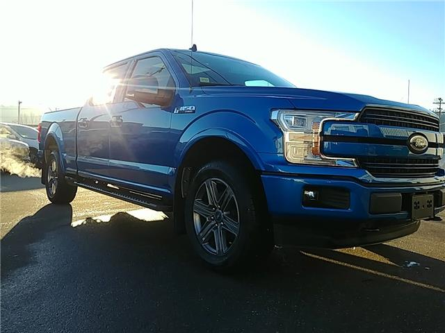 2020 Ford F-150 Lariat (Stk: 20T206) in Quesnel - Image 1 of 15