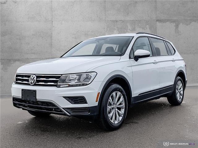 2018 Volkswagen Tiguan Trendline (Stk: 9882) in Quesnel - Image 1 of 14