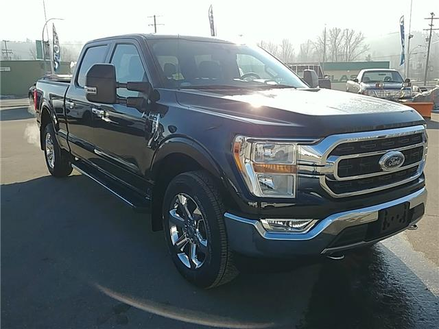 2021 Ford F-150 XLT (Stk: 21T007) in Quesnel - Image 1 of 18