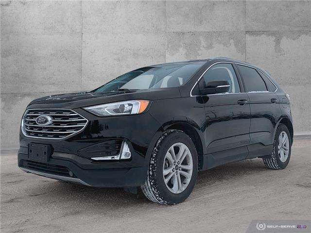 2019 Ford Edge SEL (Stk: 4928A) in Vanderhoof - Image 1 of 23