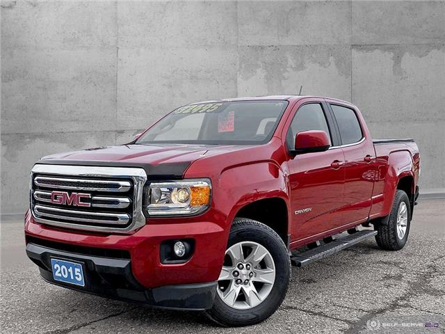 2015 GMC Canyon SLE (Stk: 20023A) in Quesnel - Image 1 of 25