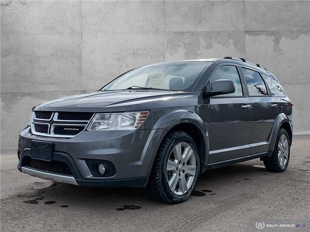 2012 Dodge Journey R/T (Stk: 4930B) in Vanderhoof - Image 1 of 24
