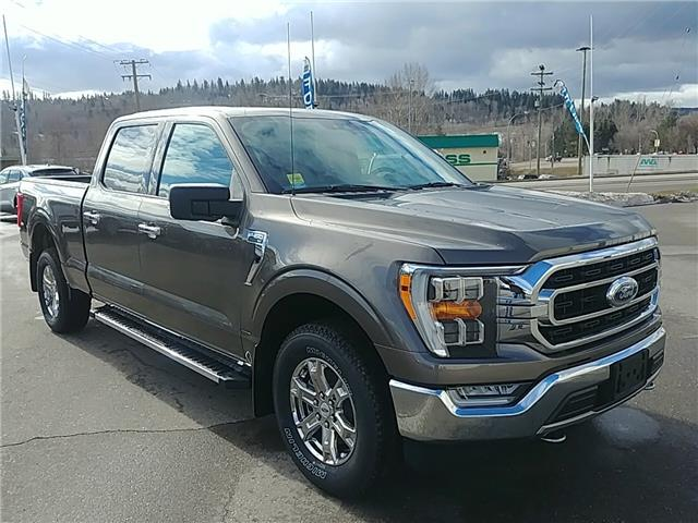 2021 Ford F-150 XLT (Stk: 21T030) in Quesnel - Image 1 of 15