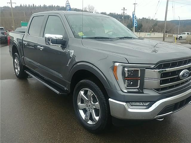 2021 Ford F-150 Lariat (Stk: 21T068) in Quesnel - Image 1 of 14