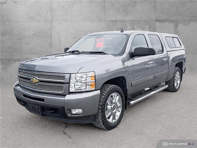 2013 Chevrolet Silverado 1500 LTZ 3GCPKTE77DG349447 21T021A in Williams Lake