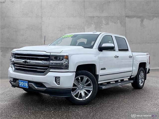 2018 Chevrolet Silverado 1500 High Country (Stk: 21035A) in Quesnel - Image 1 of 25