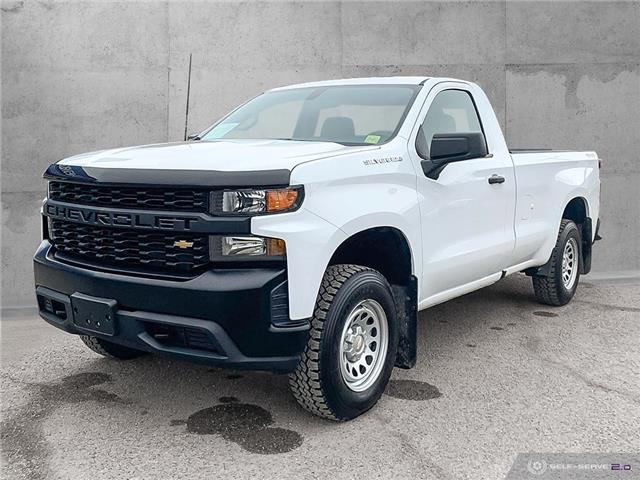 2020 Chevrolet Silverado 1500 Work Truck 3GCNYAEF8LG233982 21T091A in Williams Lake