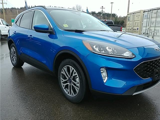2021 Ford Escape SEL (Stk: 21T050) in Quesnel - Image 1 of 14