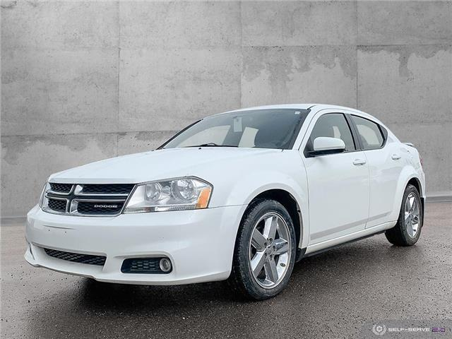 2012 Dodge Avenger SXT (Stk: 4953B) in Vanderhoof - Image 1 of 22