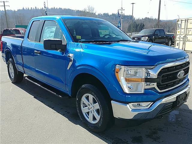 2021 Ford F-150 XLT (Stk: 21T026) in Quesnel - Image 1 of 15