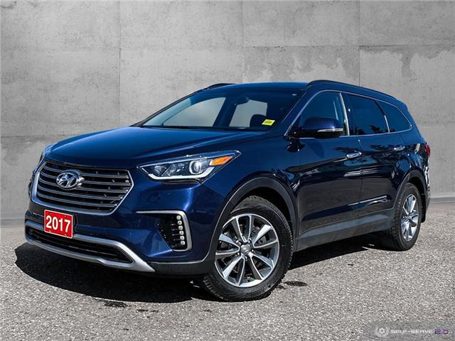 2017 Hyundai Santa Fe XL Premium (Stk: 8734) in Quesnel - Image 1 of 25