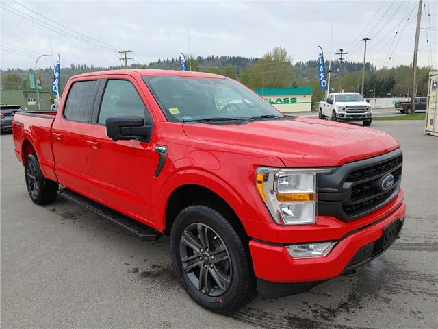 2021 Ford F-150 XLT (Stk: 21T078) in Quesnel - Image 1 of 15