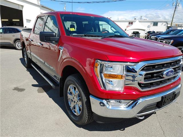 2021 Ford F-150 XLT (Stk: 21T010) in Quesnel - Image 1 of 15
