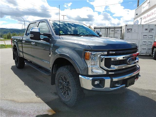 2021 Ford F-350 XLT (Stk: 21T089) in Quesnel - Image 1 of 16