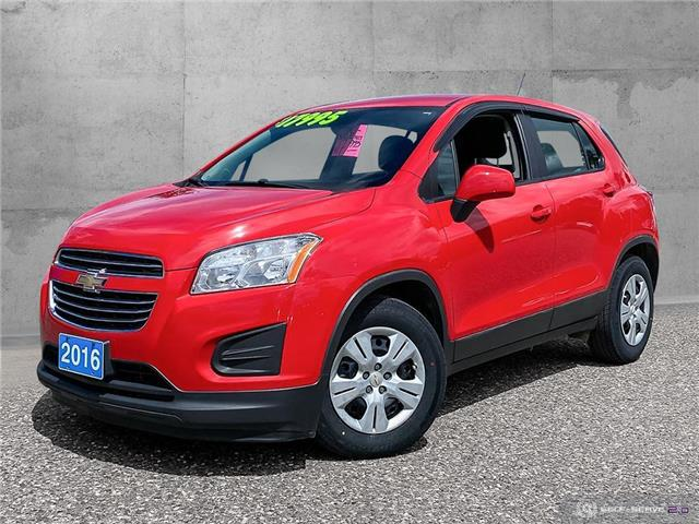 2016 Chevrolet Trax LS (Stk: 21056A) in Quesnel - Image 1 of 25