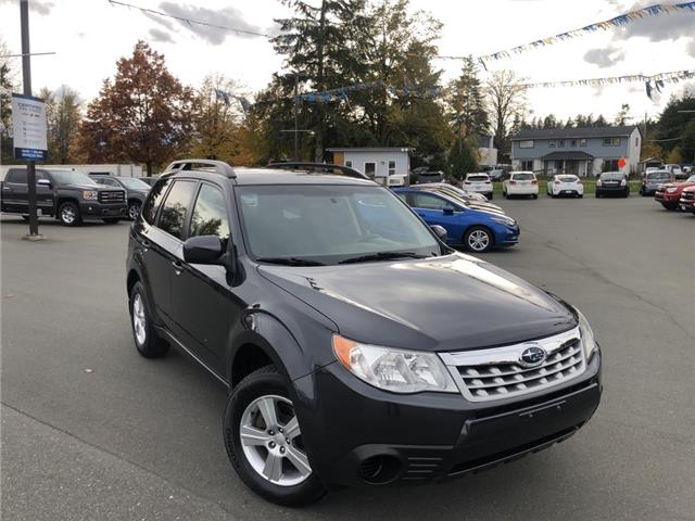 2013 Subaru Forester 2.5X Convenience Package (Stk: M4192A-19) in Courtenay - Image 1 of 26