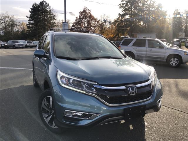 2016 Honda CR-V Touring (Stk: M4337A-19) in Courtenay - Image 1 of 25