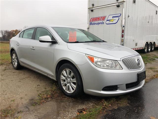 2010 Buick LaCrosse CX (Stk: 19G247AA) in Tillsonburg - Image 1 of 17