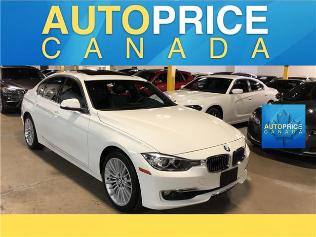 2015 BMW 328i xDrive (Stk: W0713) in Mississauga - Image 1 of 26