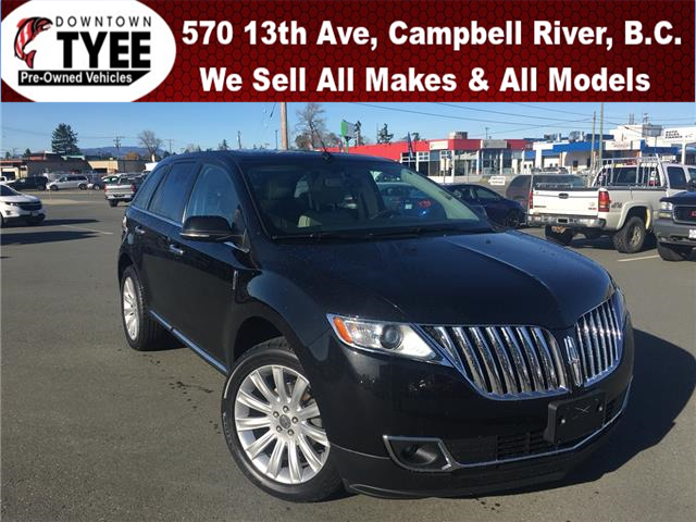 2015 Lincoln MKX Base (Stk: T19212B) in Campbell River - Image 1 of 35
