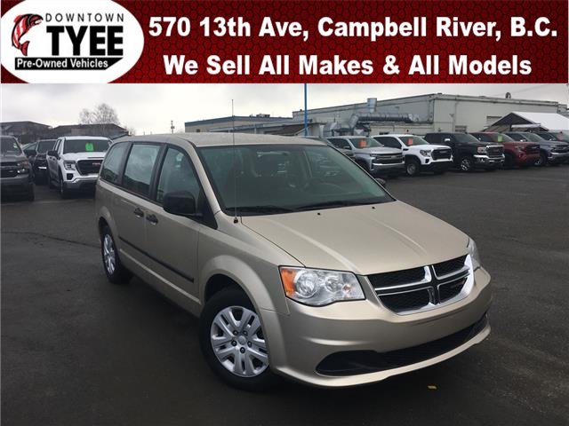 2013 Dodge Grand Caravan SE/SXT (Stk: T19286B) in Campbell River - Image 1 of 24