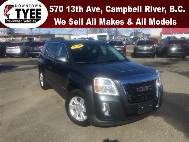 2010 GMC Terrain SLT-1 (Stk: T19212C) in Campbell River - Image 1 of 30