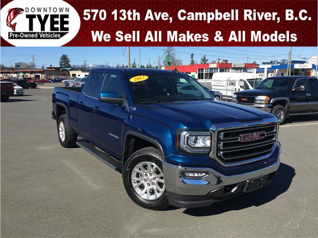 2017 GMC Sierra 1500 SLE (Stk: T20104A) in Campbell River - Image 1 of 33