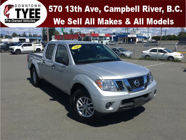 2019 Nissan Frontier SV (Stk: T19155A) in Campbell River - Image 1 of 29