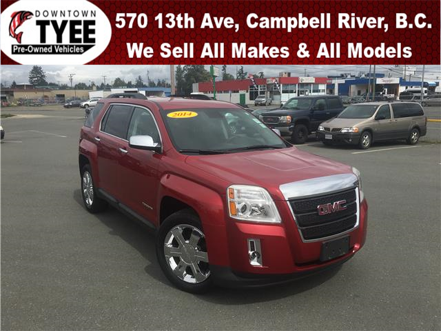 2014 GMC Terrain SLE-2 (Stk: T20078A) in Campbell River - Image 1 of 29