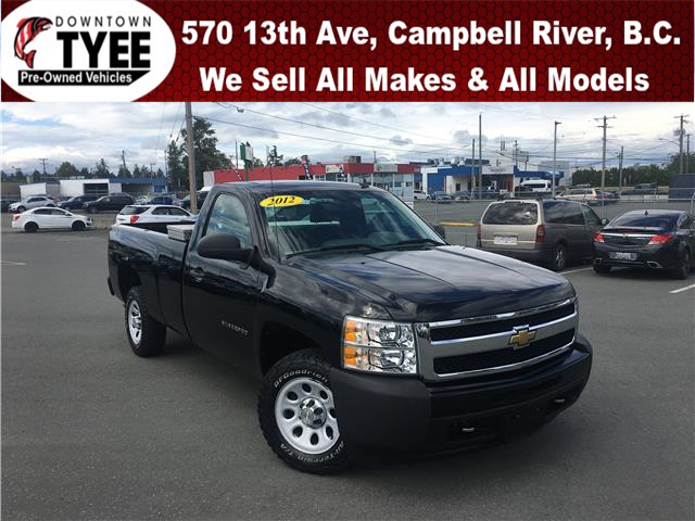 2012 Chevrolet Silverado 1500 WT (Stk: T19113A) in Campbell River - Image 1 of 20