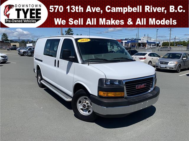 2018 GMC Savana 2500 Work Van (Stk: T20134A) in Campbell River - Image 1 of 25