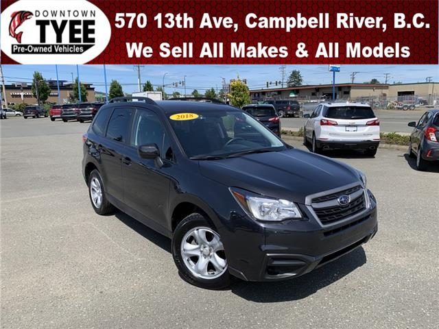 2018 Subaru Forester 2.5i (Stk: T20135A) in Campbell River - Image 1 of 25