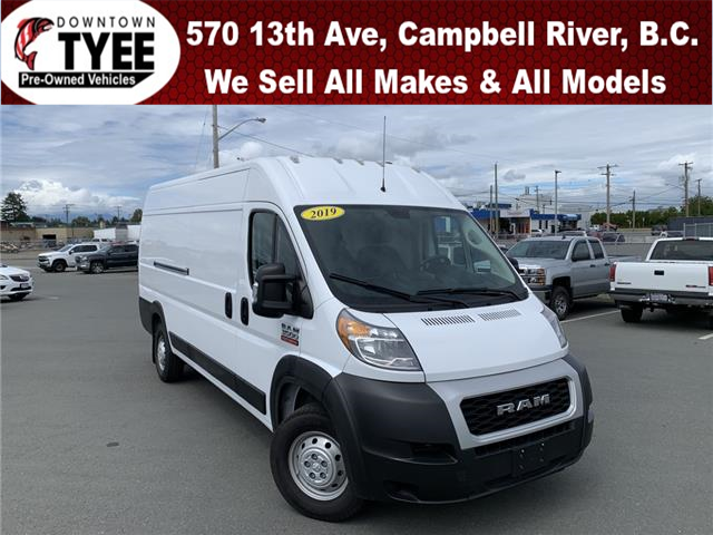 2019 RAM ProMaster 3500 High Roof (Stk: T20153A) in Campbell River - Image 1 of 29