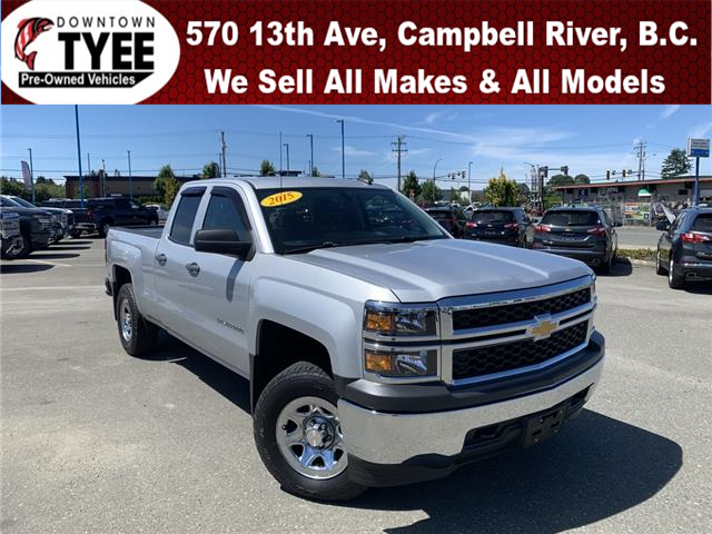 2015 Chevrolet Silverado 1500 LS (Stk: T20126A) in Campbell River - Image 1 of 25