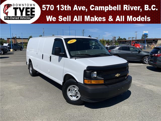 2017 Chevrolet Express 2500 1WT (Stk: T20094A) in Campbell River - Image 1 of 21