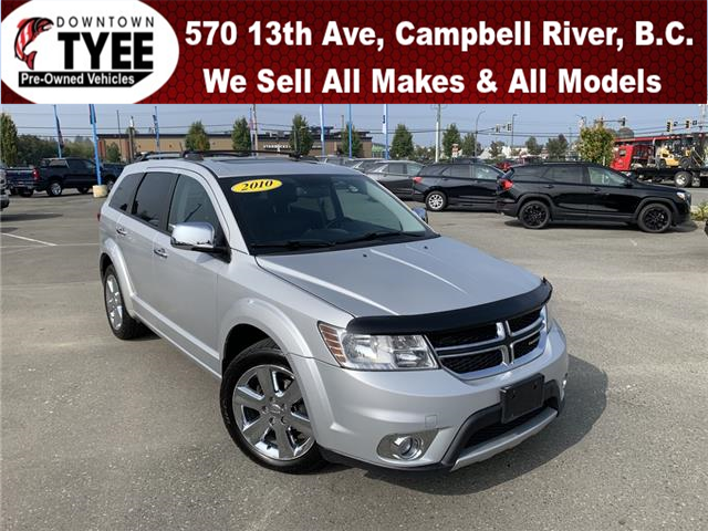 2011 Dodge Journey R/T (Stk: T20094B) in Campbell River - Image 1 of 28