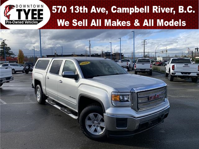 2014 GMC Sierra 1500 SLE (Stk: T20205A) in Campbell River - Image 1 of 24