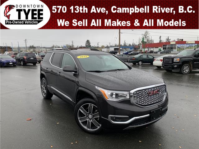 2019 GMC Acadia Denali (Stk: T20207A) in Campbell River - Image 1 of 34