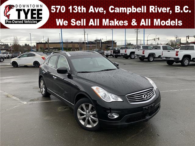 2012 Infiniti EX35 Luxury (Stk: T21001B) in Campbell River - Image 1 of 30